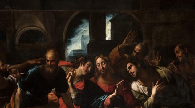 Alle gallerie d 39 italia 39 l 39 ultimo caravaggio 39 in mostra for Caravaggio a milano