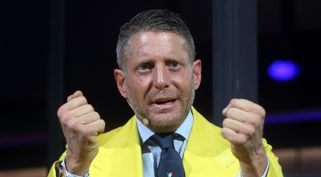 Lapo Elkann inaugura la nuova Garage Italia Customs