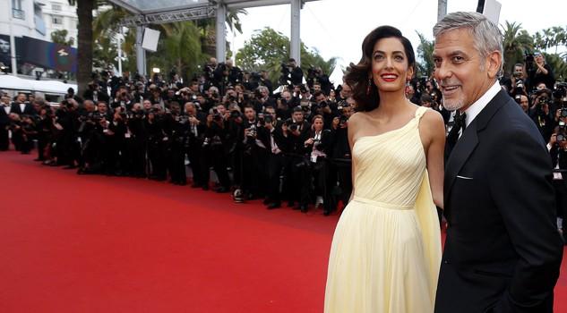 George Clooney e Amal, sono nati i 2 gemelli Ella ed Alexander