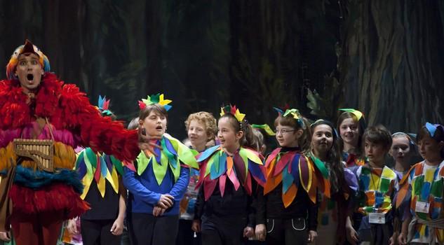 Arriva Lopera Baby E A Scuola Si Canta Mozart Scuola Kids