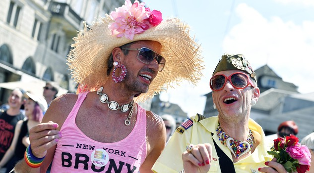 Switzerland Gay Pride Parade