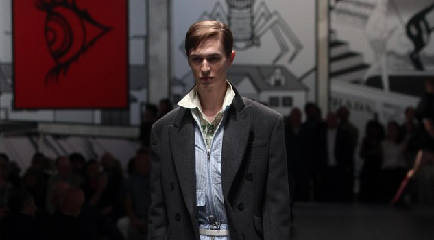 Prada - Runway - Milan Fashion Week Men's Collection Spring/Summer 2018