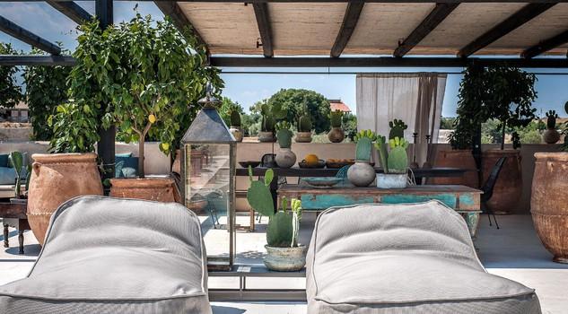 Terrazze e giardini come stanze in più la nuova tendenza