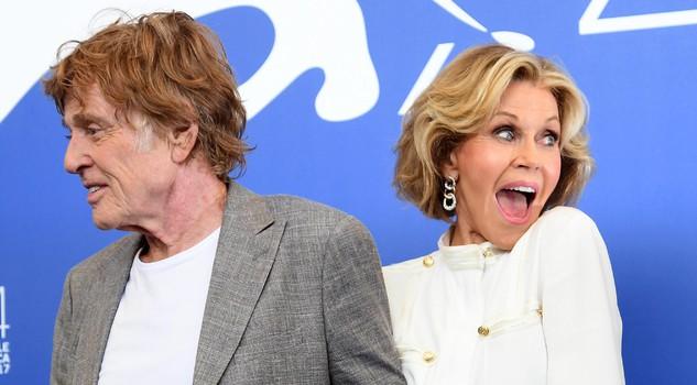 Venezia 74 diary, giorno 3: Jane Fonda e Robert Redford protagonisti assoluti