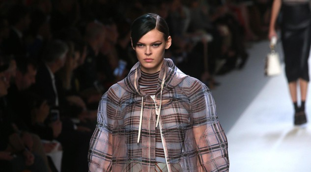 Milan fashion Week: Fendi