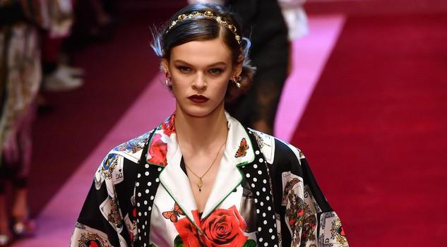 La regina di cuori di Dolce e Gabbana - Sfilate - Moda - Lifestyle 67a58136735