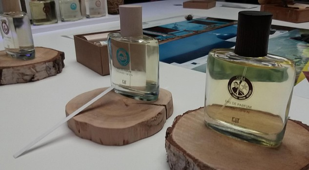 Pitti Fragranze profumi e foreste