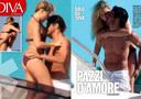 Barbara Berlusconi e Pato sul numero di 'Diva e donna'