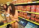 Germania: sconto a clienti nudi