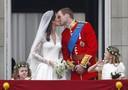 Kate e William il giorno delle nozze