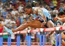 David Oliver vince la gara dei 110m ostacoli ai IAAF World Challenge athletics di Pechino