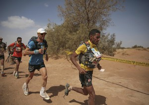 Morocco Marathon des Sables Photo Gallery