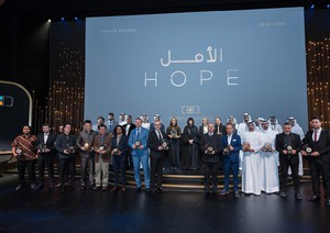 HOPE 2019 Winners