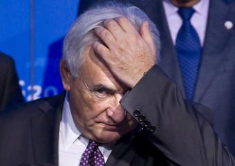 Il direttore generale del Fmi Dominique Strauss-Kahn