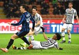 Soccer: Italy Cup; Inter-Juventus © Ansa