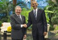 Trip of US President Barack Obama to Cuba © Ansa