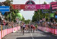 Giro d'Italia 2016: the 17th stage (ANSA)