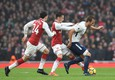 Premier League: Arsenal-Tottenham 2-0 ©