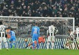 Soccer: Italy Cup; Juventus-Napoli ©