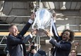 Champions: a Madrid 'fiesta Real', migliaia tifosi in piazza ©