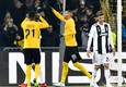 Young Boys-Juventus (ANSA)
