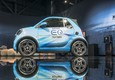 Con EcoBonus 6.000 euro Smart ForTwo EQ la più accessibile (ANSA)