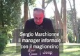 Marchionne, manager informale © ANSA