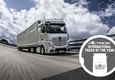 Mercedes, Actros eletto per quinta volta truck of the year (ANSA)