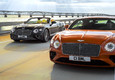 Nuovo V8 rende dirompenti Bentley Continental e Convertible (ANSA)
