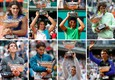 Rafael Nadal wins 12th title at French Open tennis tournament at Roland Garros ©