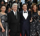 Twin Peaks Premiere - 70th Cannes Film Festival (ANSA)