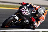 MotoGP pre-season testing in Cheste (ANSA)