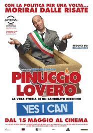 Pinuccio Lovero locandina (ANSA)