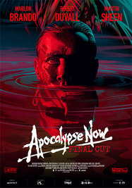 La locandina di Apocalypse Now - Final Cut (ANSA)