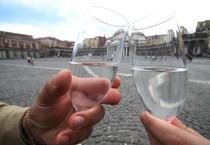 Acqua di nuovo potabile a Nuoro (ANSA)