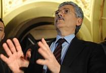 Pd: D'Alema, rester fuori, ora avanti altra generazione (ANSA)