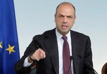 Il ministro dell'Interno Angelino Alfano (ANSA)
