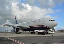 Un aereo della compagnia statunitense US Airways (ANSA)