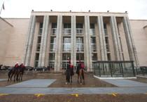 Il palazzo di giustizia di Palermo (ANSA)
