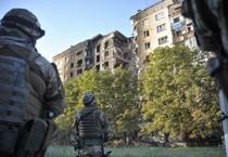 Soldati ucraini (ANSA)