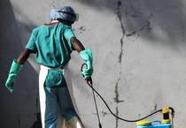 Ebola in Liberia (ANSA)