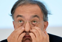 Marchionne, da dati Italia impatto negativo su titolo (ANSA)