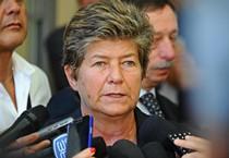 Susanna Camusso, Segretario generale della Cgil (ANSA)