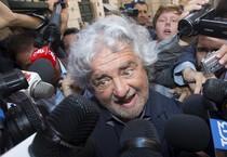 Blog Grillo a minoranza Pd, mandiamo a casa Renzi (ANSA)
