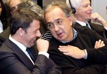 Sergio Marchionne, L'amministratore delegato di Fiat e Chrysler (ANSA)