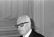 Sandro Pertini eletto presidente della Repubblica il 29 giugno 1978 (ANSA)