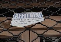Crisi: Confesercenti, 630 mila negozi sfitti, 1 su 4 (ANSA)