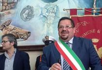 Il sindaco di Gela, Domenico Messinese (ANSA)