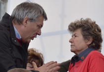 Landini e Camusso (ANSA)
