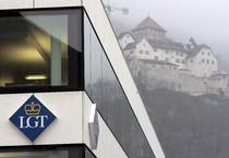 Il Logo di Bank Liechtenstein Global Trust (ANSA)